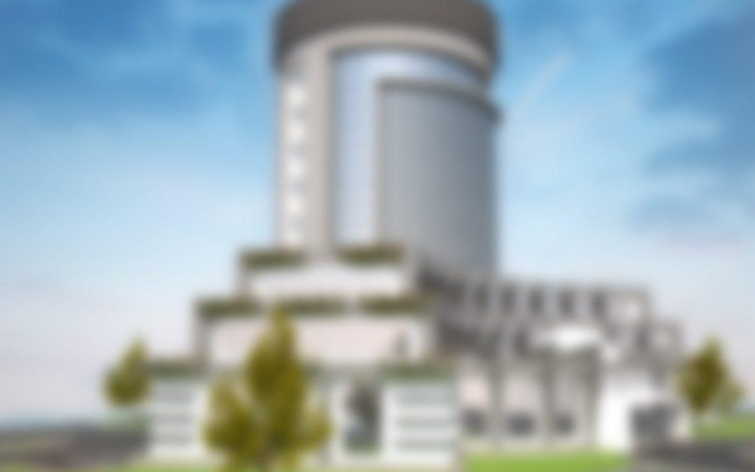 برومو مراحل بناء برج الأعمال – مبنى الغرفة الجديد –